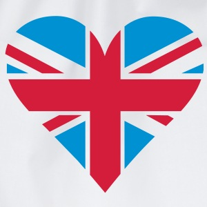 UK Heart London T-shirts - Gymtas