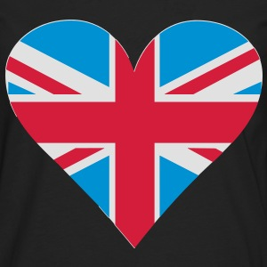 UK Heart London Tee shirts - T-shirt manches longues Premium Homme