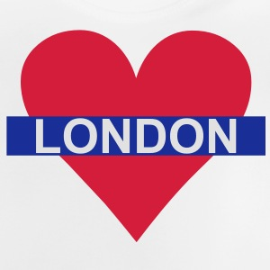 Love London - Underground Børne T-shirts - Baby T-shirt