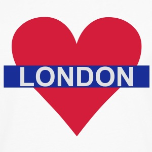 Love London - Underground Tee shirts Enfants - T-shirt manches longues Premium Homme