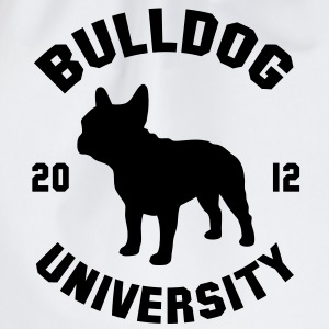 BULLDOG UNIVERSITY  T-shirts - Sportstaske