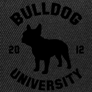 BULLDOG UNIVERSITY  Gensere - Snapback-caps