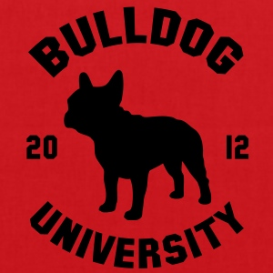 BULLDOG UNIVERSITY  Tee shirts Enfants - Tote Bag