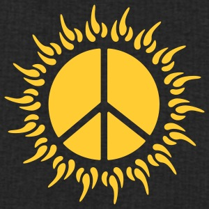 peace sun T-Shirts - Men's Sweatshirt by Stanley & Stella