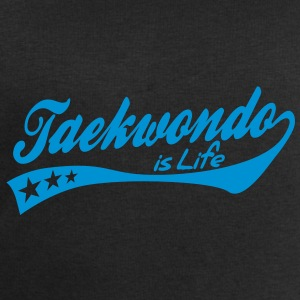taekwondo is life - retro Parapluies - Sweat-shirt Homme Stanley & Stella