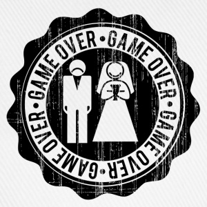 Game Over Langarmshirts - Baseballkappe