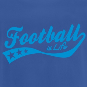 football is life - retro Hoodies & Sweatshirts - Men's Breathable T-Shirt