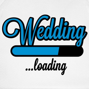 Wedding loading T-Shirts - Basebollkeps