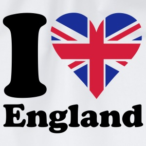 Love England T-Shirts - Turnbeutel