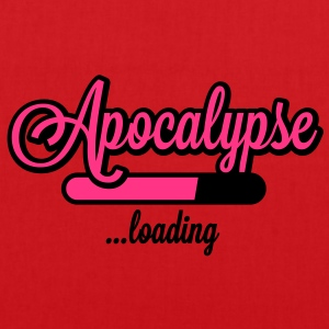 Apocalypse loading T-Shirts - Tote Bag
