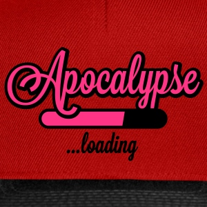 Apocalypse loading T-Shirts - Casquette snapback