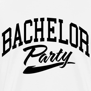 Bachelor Party Langarmshirts - Männer Premium T-Shirt