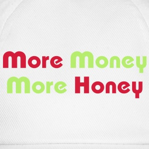 More Money More Honey Mugs  - Baseball Cap