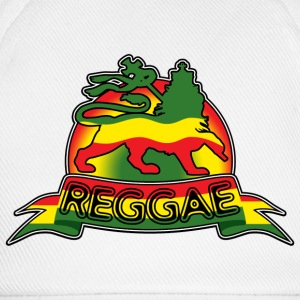 reggae Long sleeve shirts - Baseball Cap