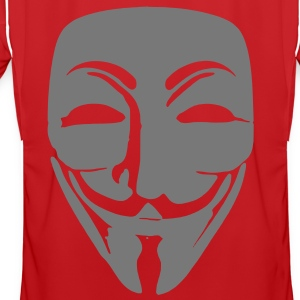 anonymous vector mask - Men's Football Jersey