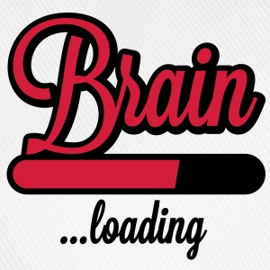 Brain loading T-Shirts - Baseballcap