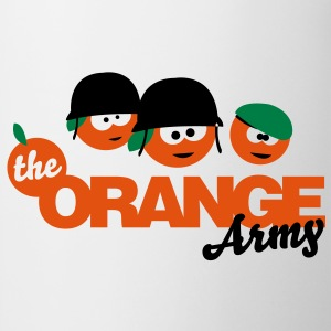 The Orange Army T-Shirts - Mug