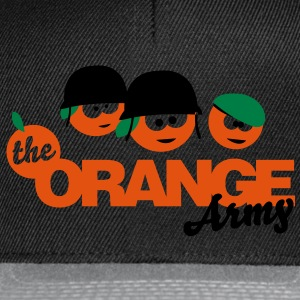 The Orange Army T-Shirts - Snapback Cap
