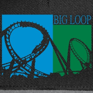 Big Loop Coaster Fan Logo T-Shirts - Snapback Cap