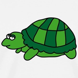 Turtle Buttons - Men's Premium T-Shirt