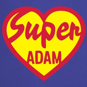adam super coeur heart love Tee shirts Enfants - Tablier de cuisine