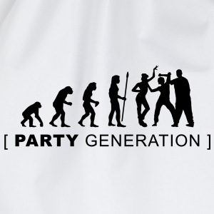 evolution_party T-shirts - Gymtas