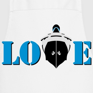 Love Boat - Tablier de cuisine