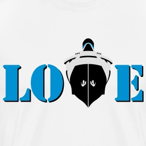 Love boat - Men's Premium T-Shirt