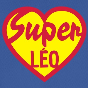 leo super coeur heart love Sweat-shirts - T-shirt respirant Homme