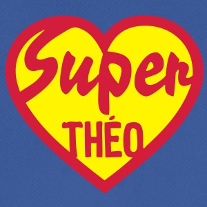 theo super coeur heart love Sweat-shirts - T-shirt respirant Homme