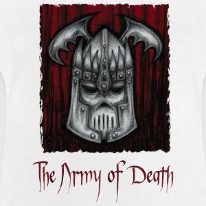 The Army of Death, bloody warriors. - Baby T-Shirt