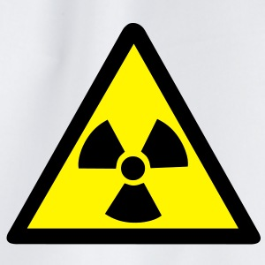 Radioactive Warning Symbol Mugs  - Drawstring Bag