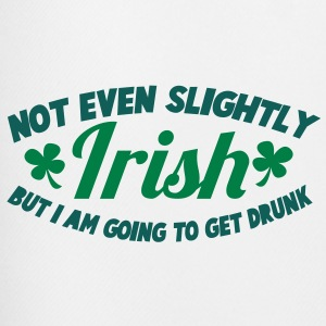 NOT EVEN SLIGHTLY irish but I am going to get DRUNK T-Shirts - Men's Football shorts