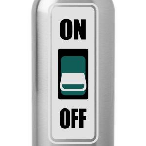 ON OFF Switch - Water Bottle