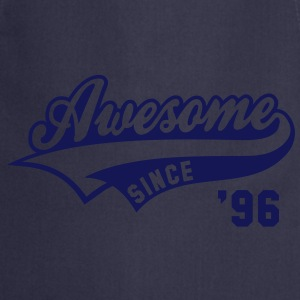 Awesome SINCE 1996 - Birthday Geburtstag Anniversaire T-Shirt WN - Kokkeforkle