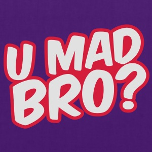 U Mad Bro? Sweatshirts - Mulepose