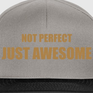 awesome Taschen - Snapback Cap