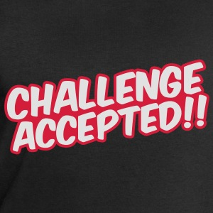 Challenge Accepted T-Shirts - Men's Sweatshirt by Stanley & Stella