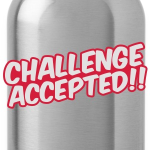 Challenge Accepted T-Shirts - Water Bottle