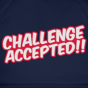 Challenge Accepted Hoodies & Sweatshirts - Baseball Cap