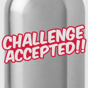 Challenge Accepted Hoodies & Sweatshirts - Water Bottle