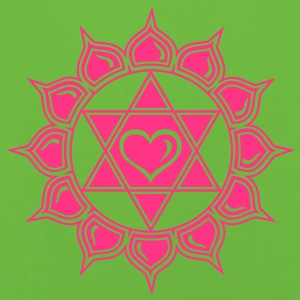 Heart chakra - Anahata, c, Centre of love and compassion Tee shirts - Pull à capuche Premium Enfant