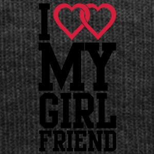 I love my Girlfriend T-Shirts - Winter Hat