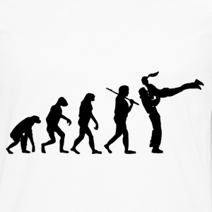 Rock´n Roll Evolution - Männer Premium Langarmshirt