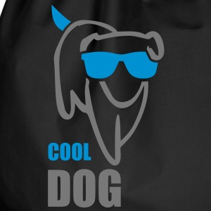 cool_dog T-shirt - Sacca sportiva