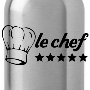 chef 5stars Kookschorten - Drinkfles