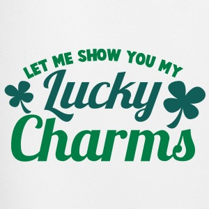 LET ME SHOW you my LUCKY CHARMS with day shamrock T-Shirts - Men's Football shorts