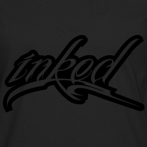 inked - tattoo Bags  - Men's Premium Longsleeve Shirt