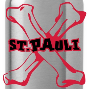 st pauli hamburg T-Shirts - Water Bottle