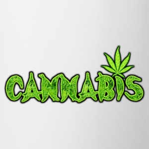 cannabis  Sweat-shirts - Tasse